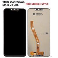 VITRE TACTILE ECRAN LCD ORIGINAL oem HUAWEI MATE 20 LITE + outils colle