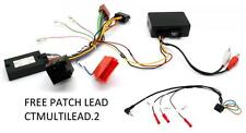 Connects2 CTSPO005.2 Porsche Cayman 987c 05-09 Steering / Fibre Amp adaptor