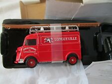 Matchbox Models of Yesteryear 1947 Citroen Type H Van Fire Vehicle YFE- 13