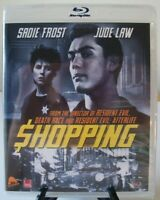 Shopping Blu-ray (2010 - Severin) ~ Sadie Frost, Jude Law