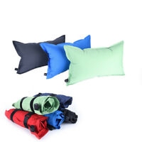 Automatic inflatable pillow outdoor camping pillow ultralight self-inflating DD