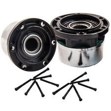 Front Left And Manual Locking Hub for Suzuki Samurai JA 4Cyl 1.3L 79CID