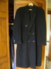 VINTAGE ALLYN STAINT GEORGE MENS OVERCOAT