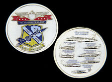 *# BLUE ANGELS 2016 CHALLENGE COIN US NAVY MARINES AVIATION PIN UP USS F18 BA