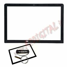 "GLASS SPARE PARTS MACBOOK PRO APPLE 17"" UNIBODY A1287 A1297 NOTEBOOK REPLACEMENT"