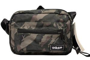 adidas Original Classic Camo Camouflage Small Organiser Bag Brand NEW GE6147
