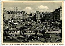 Ansichtskarten ab 1945 aus Bayern mit dem Thema Straßenbahn