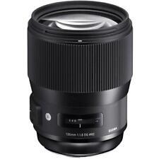 Sigma 135mm F1.8 Art DG HSM Nikon
