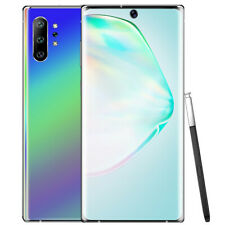 6.8 in Note10 Pro 8GB+512GB Smartphone Dual SIM Android 10 Face ID Cell Phone
