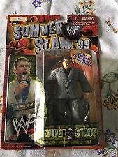 WWE Vince McMahon MOC figure Jakks summerslam