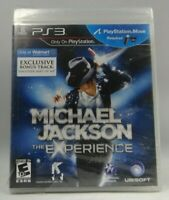 Michael Jackson: The Experience (Sony PlayStation 3, 2011) Torn Plastic