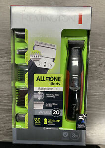 Remington All In One + Body Multigroomer 5000 PG6155 New