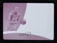 2017-18 Immaculate Special Event Materials 1/1 Kevin Durant Printing Plate