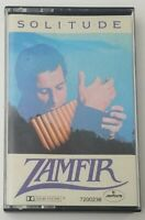 Zamfir Cassette Solitude 1980 Mercury Tape