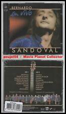 "BERNARDO SANDOVAL ""En Vivo"" (2 CD) 2002 NEUF"