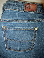 Bullhead Venice Skinny Jeans Stretch Womens Juniors Blue Denim Size 1 s  x 29