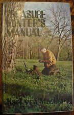 TREASURE HUNTER'S MANUAL #7 Karl Von Mueller 1972 Illustrated FREE US SHIPPING