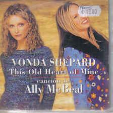 Vonda Shepard&Ally McBeal-this Old Heart of Mine Promo cd single