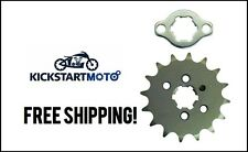 For Honda CT110 CT 110 Postie Bike Front Sprocket 16 tooth