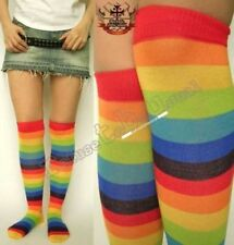 http://www.ebay.com.au/itm/PUNK-ROCK-OVER-KNEE-STOCKING-Sock-RAINBOW-FRUiTs-STRI