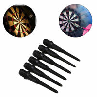 100 pcs of Dart Soft Tips For Electronic Dartboard Plastic Points Darts Tip Set