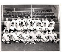 1965 COLUMBUS YANKEES 8X10 TEAM PHOTO  BASEBALL OHIO ROY WHITE HEGAN