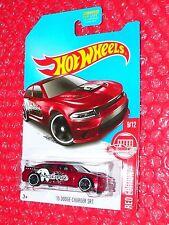 2017Hot Wheels  '15 DODGE CHARGER SRT #- Red Edition Target FDR64-D9B0L L Case