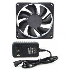 PROCOOL AV Cabinet Cooling Fan System - 1 Temp controlled Silent fan