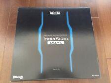 Tanita Innerscan Dual Body Composition Monitor Rd-901 Q1 A1