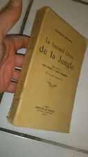 Rudyard Kipling - Le second livre de la Jungle - Mercure de France