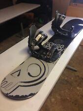 The-House Custom Snowboard W/ SIMS Bindings ($500 Retail)