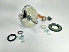 Crank Shaft Assembly nut key Washer Oil seal  For Vespa PX Stella 5 Port