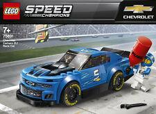 Deportivo Chevrolet Camaro ZL1 Speed Champions Lego