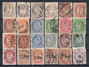 Norway Norge Norwegen used (2531