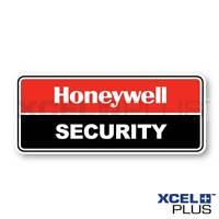 Honeywell Security Alarm Window Stickers