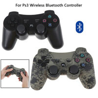 For PS3 Gamepad for Play Station 3 Wireless Bluetooth Controller TS PL