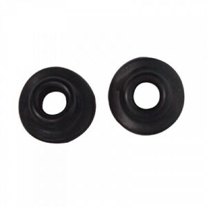 Tusk Rubber Valve Support/Seal Black 123-796-0001 for Motorcycle