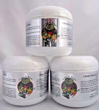 3 Bottles of Essence de Beaute Collagen & Vitamin E Face and Body Cream, 4 oz