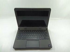 "Dell 113120 11.6"" Laptop 2.16GHz Celeron N2840 16GB SSD EMMC 2GB (Grade B)"
