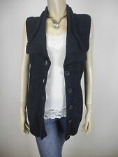 JAG Long Length Wool Mix Vest sz 8 10 - BUY Any 5 Items = Free Post
