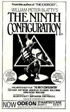 14/2/81PGN43 MOVIE ADVERT 6X3 THE NINTH CONFIGURATION