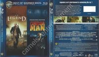 I Am Legend / The Omega Man (SLIPCOVER ONLY for Blu-ray)