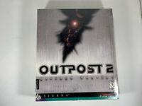 Outpost 2 (PC, 1997) - Brand New Big Box Rare Game