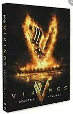 Vikings Season 6 Vol. 2 (DVD, Box Set 2021) New & Sealed FREE S/H