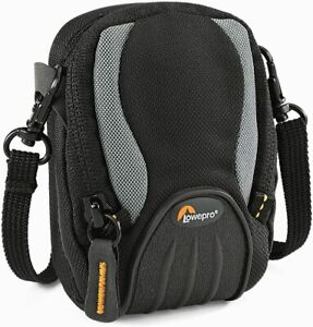 LOWEPRO Digital Camera Bag | Apex 10 AW | Black Photography Case / Pouch