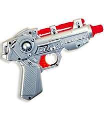 Pistole 3. Wahl Spielzeugpistole Agent Kostüm Zubehör Knarre 125909313