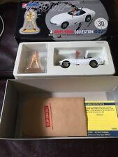 Corgi Toys Model James Bond 007 Collection 30th Toyota GT Blofeld Figure Set MIB