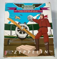 ★ ARTI ZEPPELIN - Jeu Electronique / Electronic Game LSI Tabletop 1989 ★