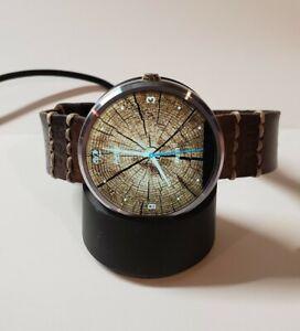 Motorola Moto360 Moto 360 1st Gen Smartwatch 3 Leather Bands Android Wear