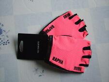 Rosa de Rapha PRO equipo mitones guantes L